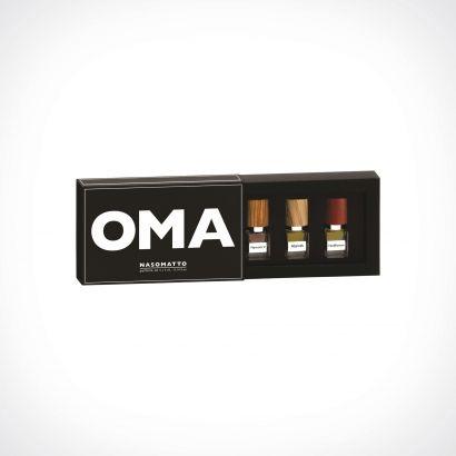 Nasomatto OMA Perfume Oil | kvepalų aliejus | 12 ml | Crème de la Crème