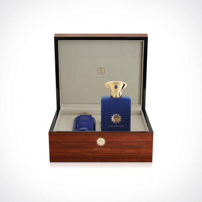 Amouage Interlude Man EDP & Shower Gel Set   dovanų rinkinys   100 ml + 300 ml   Crème de la Crème