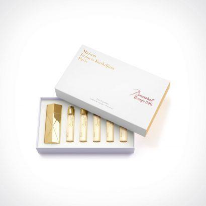 Maison Francis Kurkdjian Baccarat Rouge 540 Travel Set | 5 x 11 ml | Crème de la Crème