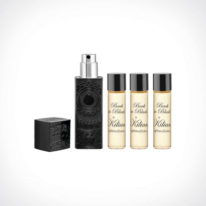 By Kilian Back to Black Travel Set | kelioninis rinkinys | SET | Crème de la Crème