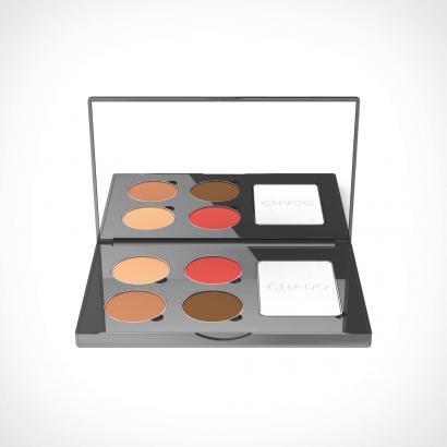 CHADO Monts & Merveilles Palette Powder Texture | 18 g | Crème de la Crème