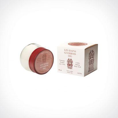 Les Bains Guerbois Melting Body Scrub | kūno šveitiklis | 200 ml | Crème de la Crème