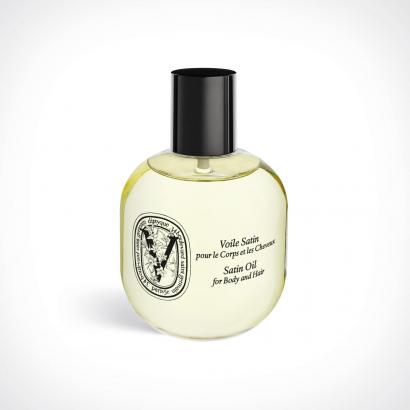 diptyque Satin Oil For Body And Hair | plaukų ir kūno aliejus | 100 ml | Crème de la Crème