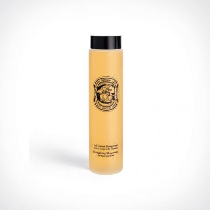 diptyque Revitalizing Shower Gel For Body And Hair | plaukų ir kūno dušo gelis | 200 ml | Crème de la Crème