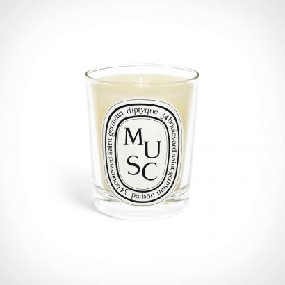 diptyque Musc Candle | kvapioji žvakė | 190 g | Crème de la Crème