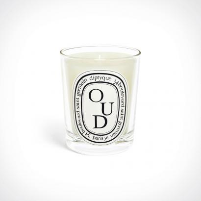 diptyque Oud Candle | kvapioji žvakė | 190 g | Crème de la Crème