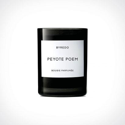 Byredo Peyote Poem Scented Candle | kvapioji žvakė | 240 g | Crème de la Crème