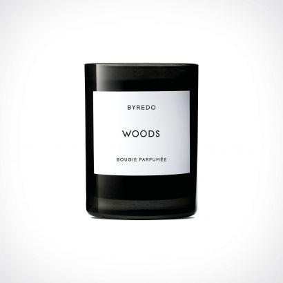 Byredo Woods Scented Candle | 240 g | Crème de la Crème