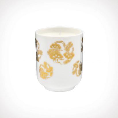 Floraïku Mimosa Candle Tea Cup | kvapioji žvakė | 130 g | Crème de la Crème