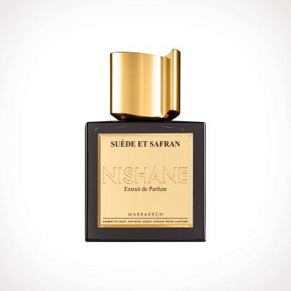 NISHANE Suede et Safran | kvepalų ekstraktas (Extrait) | 50 ml | Crème de la Crème