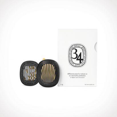 "diptyque Automobilinis difuzorius su ""34 Saint Germain"" aromato kapsule | 2,1 g | Crème de la Crème"