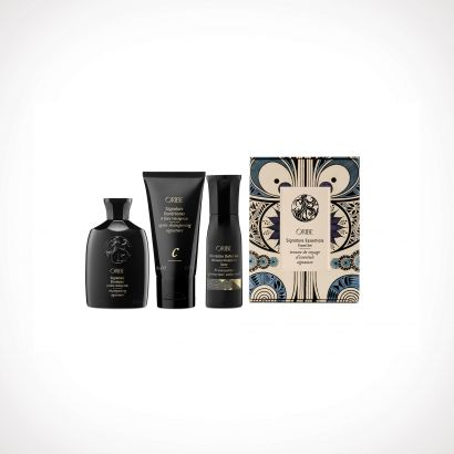 Oribe Signature Essentials Travel Set | kelioninis rinkinys | 75 ml + 50 ml + 50 ml | Crème de la Crème
