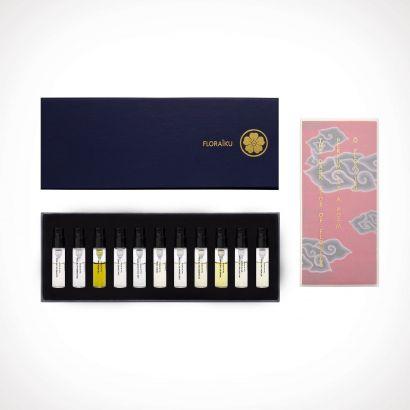 Floraïku Discovery Set | dovanų rinkinys | 11 x 1,5 ml | Crème de la Crème