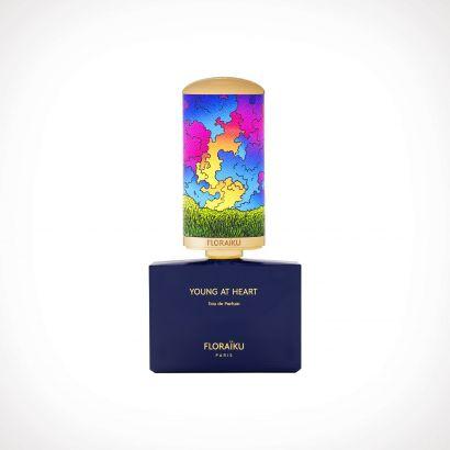 Floraïku Young at Heart | kvapusis vanduo (EDP) | 50 ml + 10 ml | Crème de la Crème