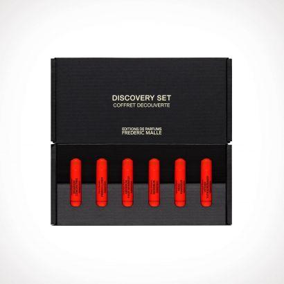 Editions de Parfums Frédéric Malle Discovery Set Men | dovanų rinkinys | 6 x 1,2 ml | Crème de la Crème