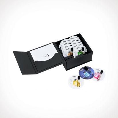 Jusbox Perfumes Discovery Set | dovanų rinkinys | 12 x 1,5 ml | Crème de la Crème