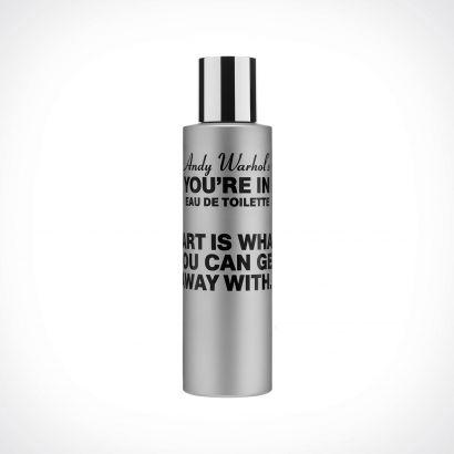 Comme des Garçons Andy Warhol's You're In | tualetinis vanduo (EDT) | 100 ml | Crème de la Crème