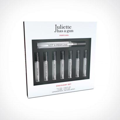 Juliette has a Gun Discovery Set | dovanų rinkinys | 7 x 1,5 ml + 1 x 5 ml | Crème de la Crème