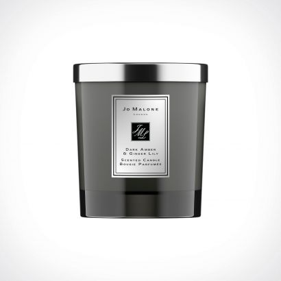 Jo Malone London Dark Amber & Ginger Lily Home Scented Candle Intense | kvapioji žvakė | 200 g | Crème de la Crème