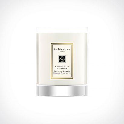 Jo Malone London English Pear & Freesia Travel Scented Candle | kvapioji žvakė | 60 g | Crème de la Crème