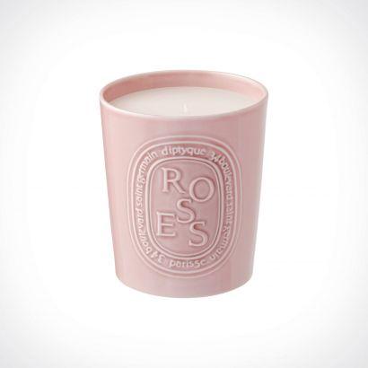 diptyque Roses Scented Candle | kvapioji žvakė | 600 g | Crème de la Crème