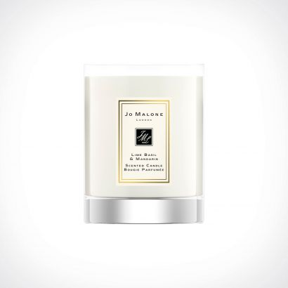 Jo Malone London Lime Basil & Mandarin Travel Scented Candle | kvapioji žvakė | 60 g | Crème de la Crème