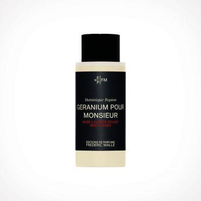 Editions de Parfums Frédéric Malle Geranium Pour Monsieur Body Wash | kūno prausiklis | 200 ml | Crème de la Crème