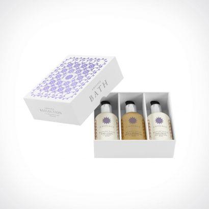Amouage Reflection Woman Bath Set | rinkinys | 100 ml + 100 ml + 100 ml | Crème de la Crème