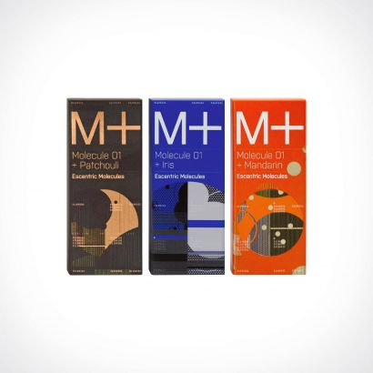 Escentric Molecules M+ Discovery Set No.1 | dovanų rinkinys | 3 x 2 ml | Crème de la Crème