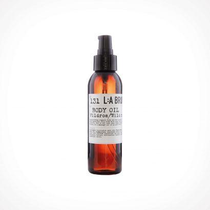 L:a Bruket 131 Wild Rose Body Oil | kūno aliejus | 120 ml | Crème de la Crème