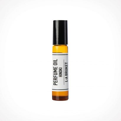 L:a Bruket 173 Hinoki Perfume Oil | aliejiniai kvepalai | 10 ml | Crème de la Crème