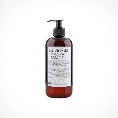 L:a Bruket 184 Geranium Hand & Body Wash | kūno ir rankų prausiklis | 450 ml | Crème de la Crème