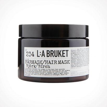 L:a Bruket 234 Birch Hair Mask | plaukų kaukė | 350 g | Crème de la Crème