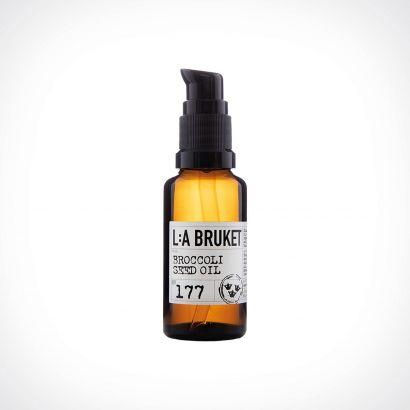 L:a Bruket 177 Broccoli Seed Oil | veido aliejus | 30 ml | Crème de la Crème