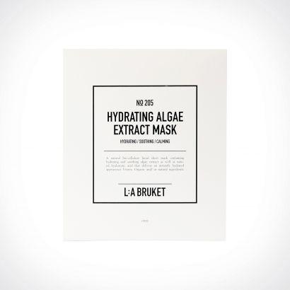 L:a Bruket 205 Hydrating Algae Extract Mask | 24 ml | Crème de la Crème