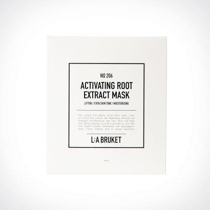 L:a Bruket 206 Activating Root Extract Mask | 24 ml | Crème de la Crème