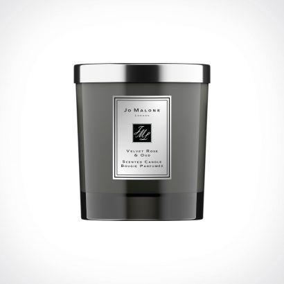 Jo Malone London Velvet Rose & Oud Home Candle Intense | kvapioji žvakė | 200 g | Crème de la Crème