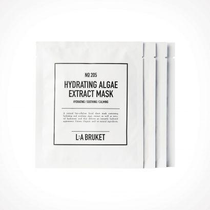 L:a Bruket 205 Hydrating Algae Extract Mask | 4 x 24 ml | Crème de la Crème