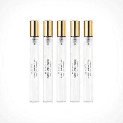 EX NIHILO PARIS Fleur Narcotique Travel Set | kelioninis rinkinys | 5 x 7,5 ml | Crème de la Crème