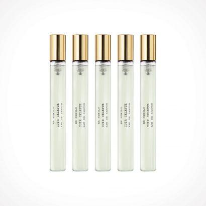 EX NIHILO PARIS Cuir Celeste Travel Set | kelioninis rinkinys | 5 x 7,5 ml | Crème de la Crème