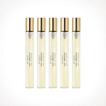 EX NIHILO PARIS Gold Immortals Travel Set | kelioninis rinkinys | 5 x 7,5 ml | Crème de la Crème