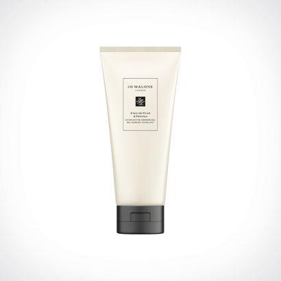 Jo Malone London English Pear & Freesia Exfoliating Shower Gel | kūno prausiklis | 200 ml | Crème de la Crème