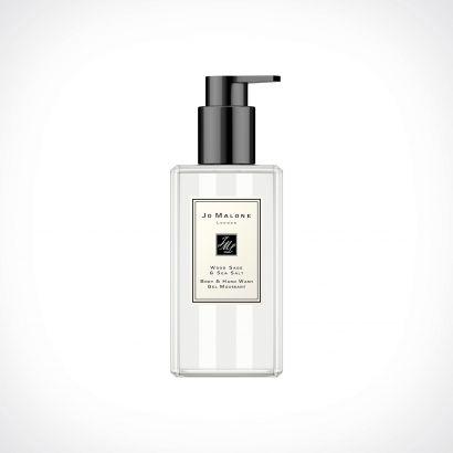 Jo Malone London Wood Sage & Sea Salt Body & Hand Wash | kūno ir rankų prausiklis | 100 ml | Crème de la Crème