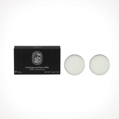 diptyque Eau Rose Solid Perfume Refill | kietieji kvepalai | 2 x 3 g | Crème de la Crème