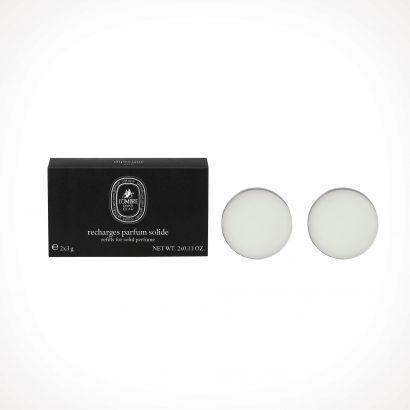 diptyque L'Ombre Dans L'Eau Solid Perfume Refill | kietieji kvepalai | 2 x 3 g | Crème de la Crème