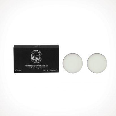 diptyque Philosykos Solid Perfume Refill | kietieji kvepalai | 2 x 3 g | Crème de la Crème