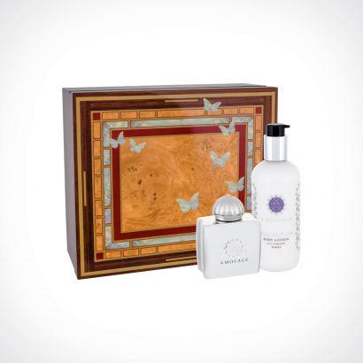 Amouage Reflection Woman EDP + Body Lotion | dovanų rinkinys | 100 ml + 300 ml | Crème de la Crème