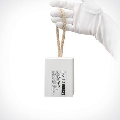 L:a Bruket 083 Sage/Rosemary/Lavender Rope Soap | muilas | 240 g | Crème de la Crème