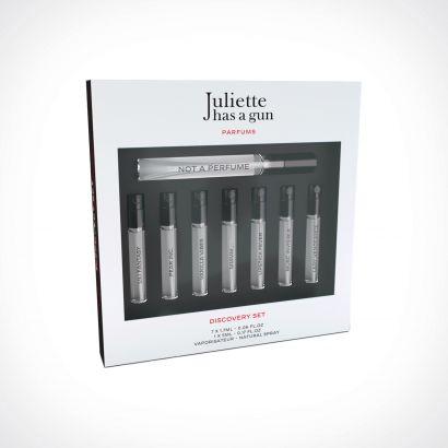Juliette has a Gun Discovery Set Lili Fantasy   dovanų rinkinys   7 x 1,5 ml + 1 x 5 ml   Crème de la Crème