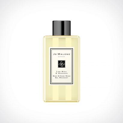 Jo Malone London Lime Basil & Mandarin Body & Hand Wash | kūno ir rankų prausiklis | 100 ml | Crème de la Crème